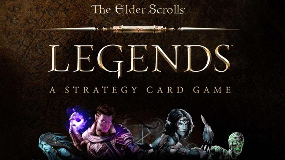 Elder Scrolls Legend