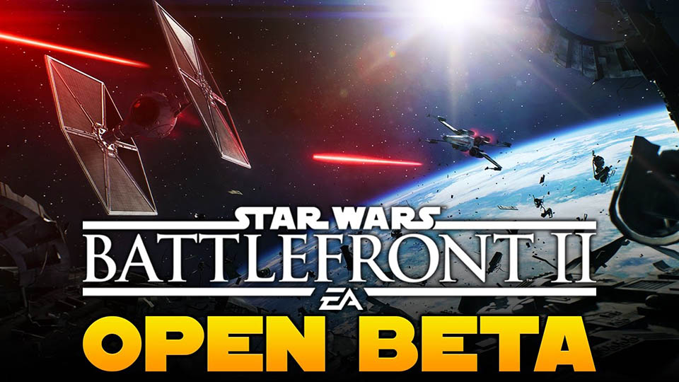 Battlefront 2 Beta