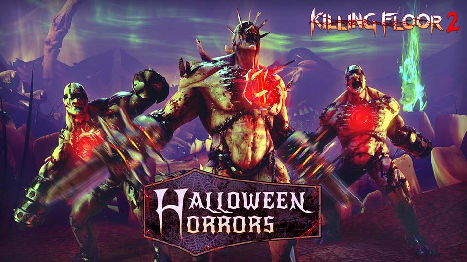 Killing Floor 2 Halloween 2017