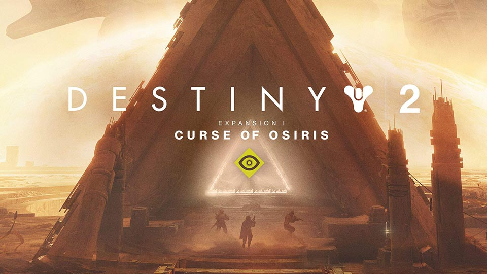 Destiny 2 The Curse of Osiris